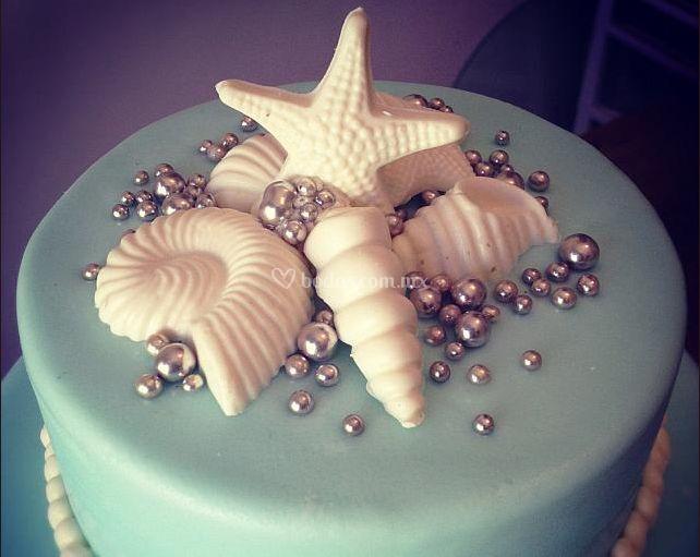 Mar y perlas