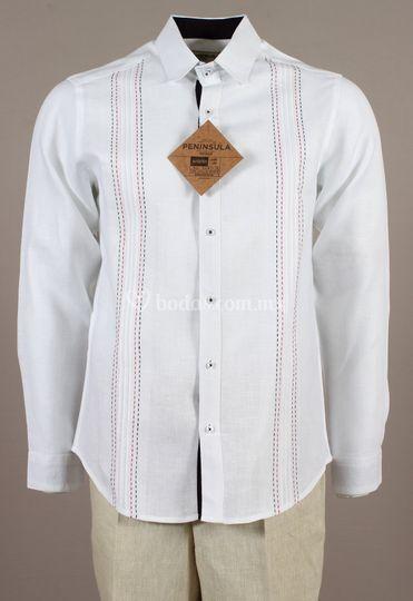 Camisa lino Elegante