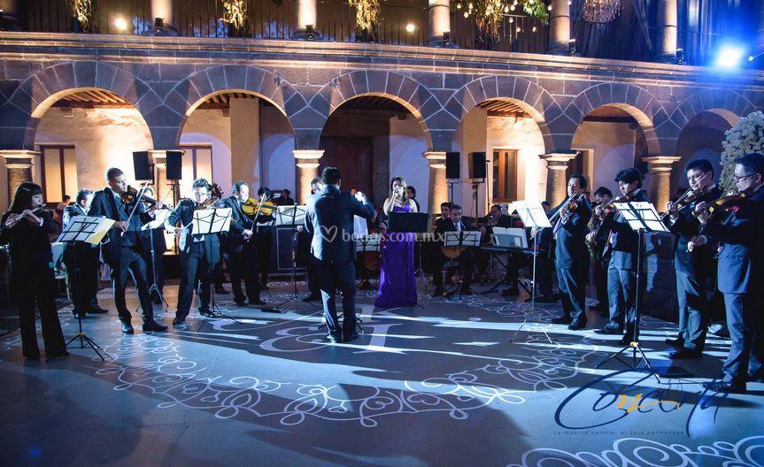 Música para bodas en puebla de Eventos Concerta