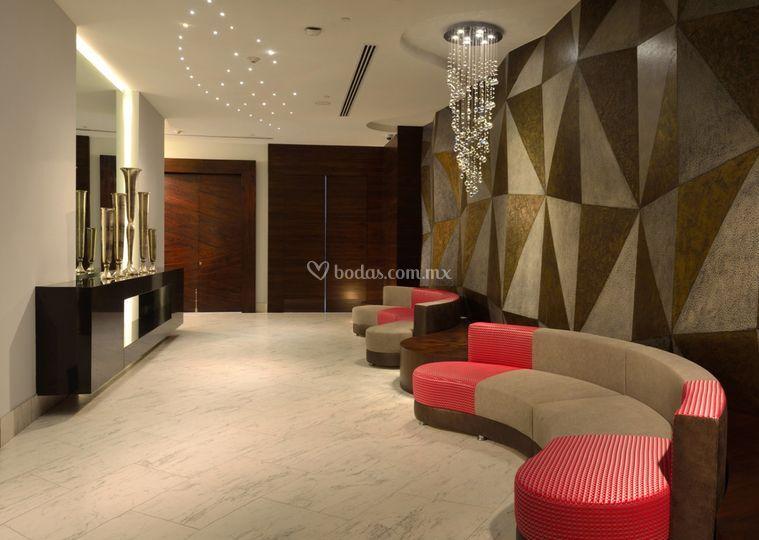 HS Silao - Foyer
