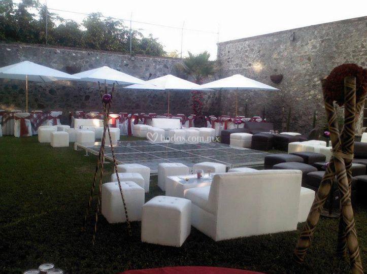 Sillas lounge
