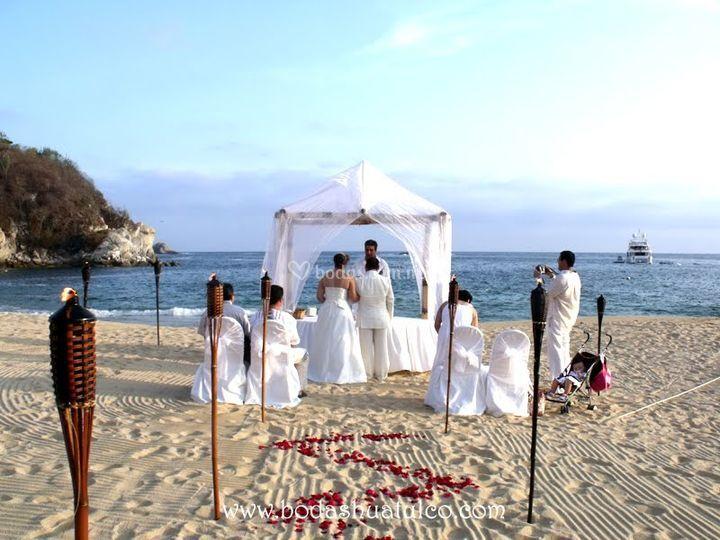 Matrimonio Catolico En La Playa : Convenir