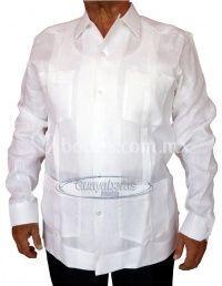 Guayabera SR. En lino