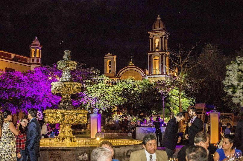Hacienda Rijo Puebla