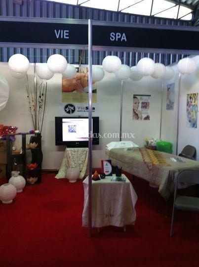 Expo Nupcias Vie Spa