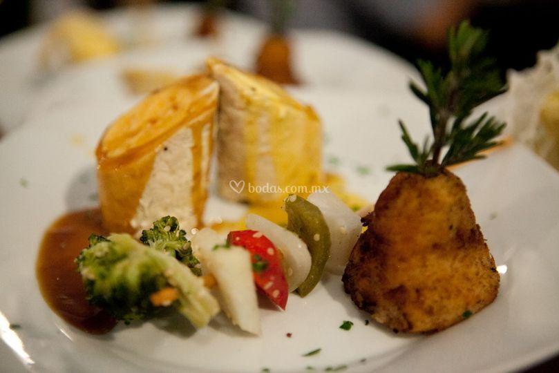 Banquetes VIP