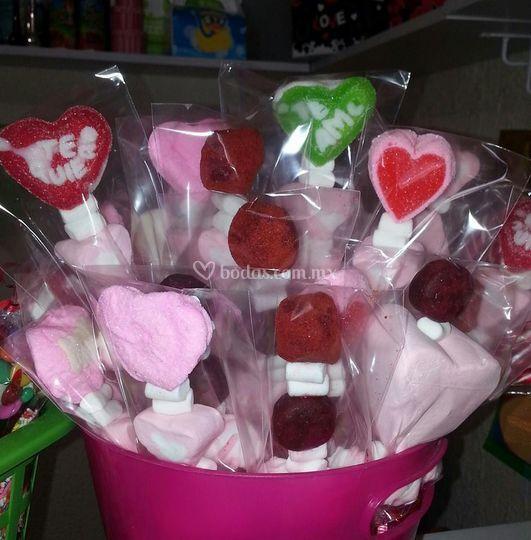 Dulces de amor