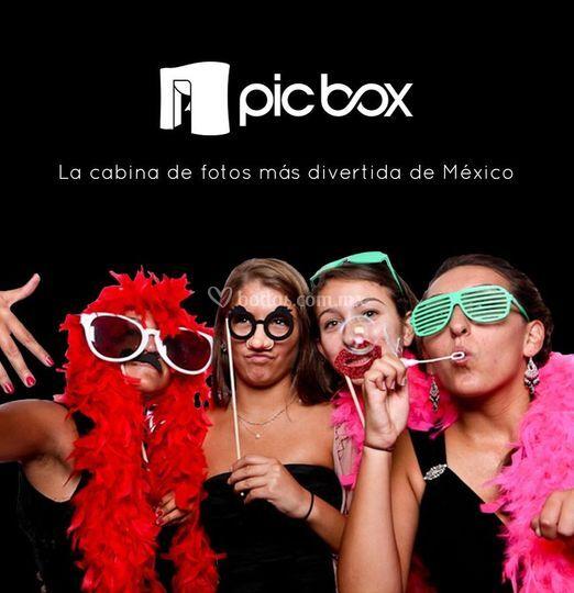 Picbox Sal como quieras