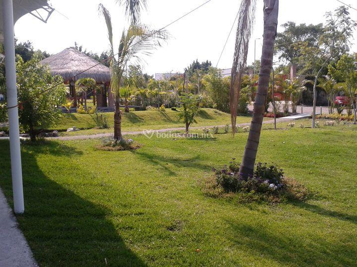 Jardines de esparcimiento de jard n la isla foto 3 for Jardines 7 islas