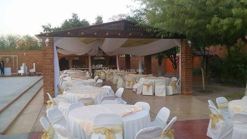 Quinta El Saucito