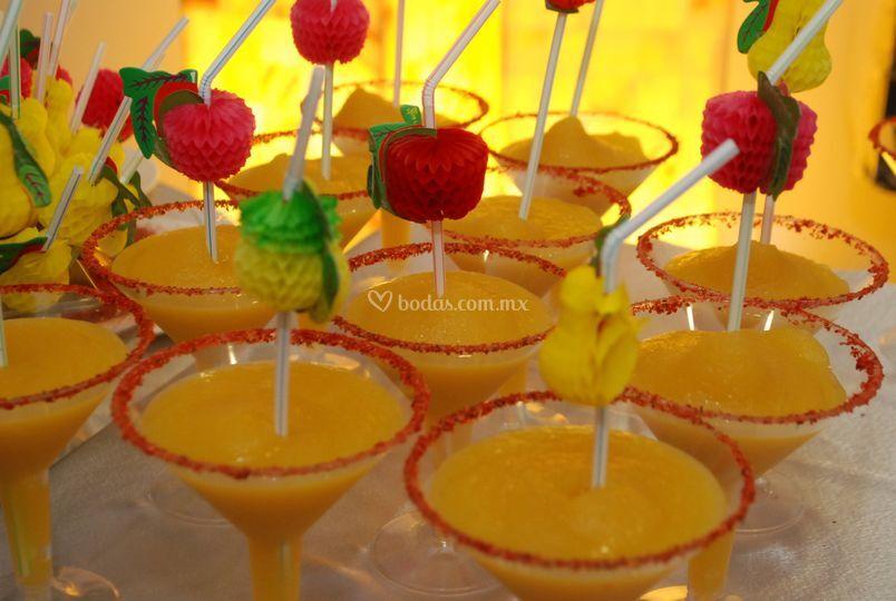 Coktail de mango