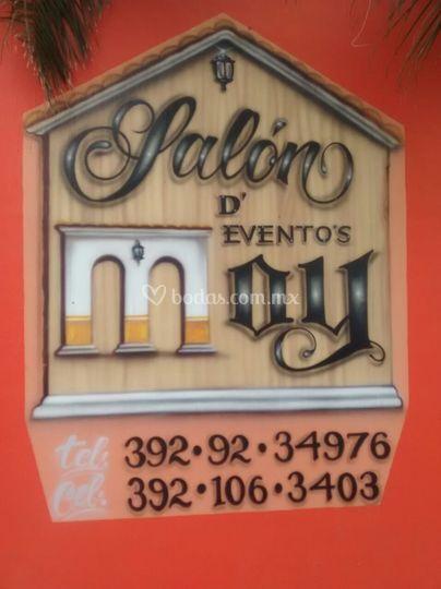 Salon de eventos Moy