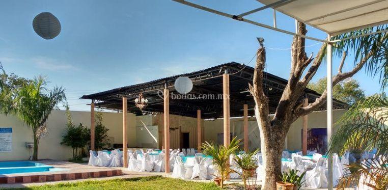 Banquetes & Eventos del Shaddai