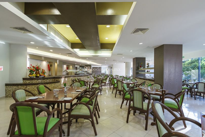 Restaurante Virreyes De Hotel El Conquistador Foto 6