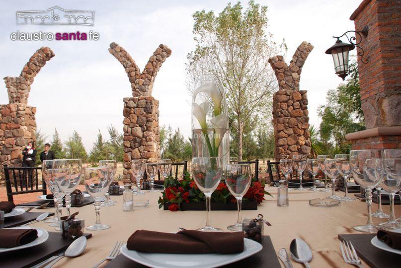 Hacienda de eventos en León