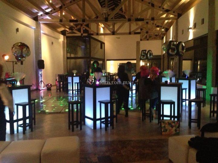 Eventos Lounge México