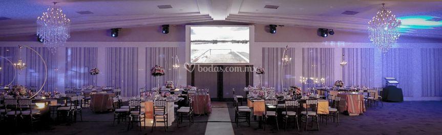 Salón Art Deco