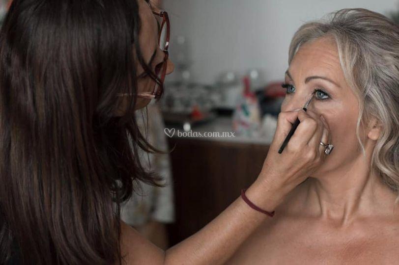 Gio Wedding Makeup & Hairstyle
