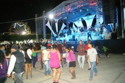 Evento en Cumuatillo, Mich.