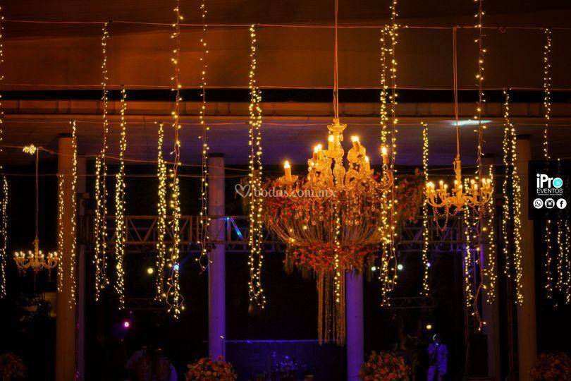Iluminación y decoración
