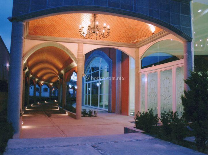 Salón Hacienda, Pachuca