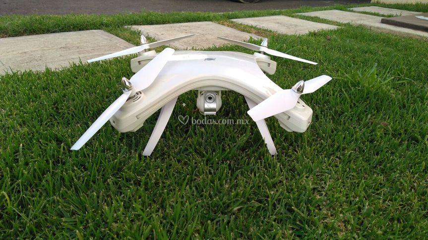 Foto y videos con dron
