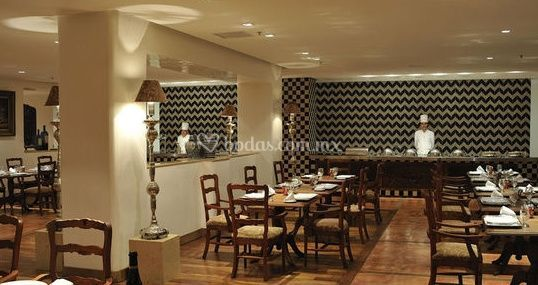 Gran restaurante