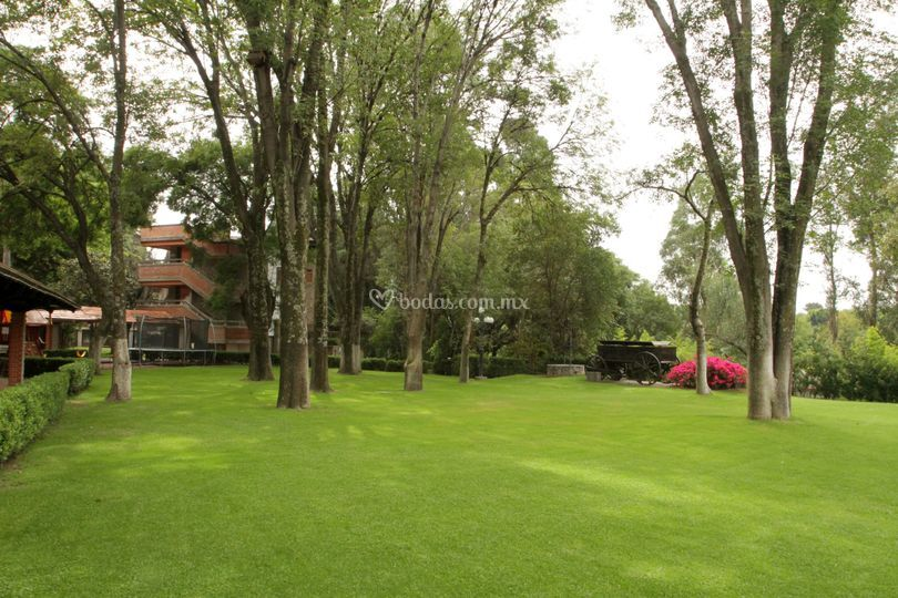 Jardín Carreta