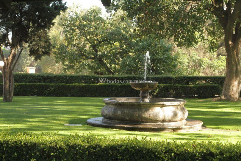 Jardín Fuente