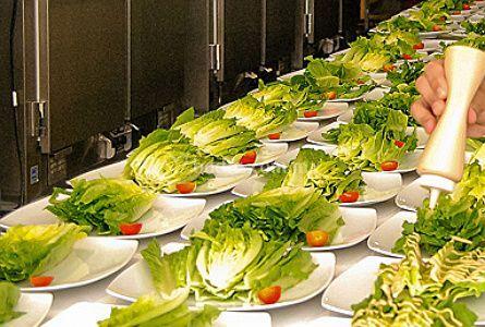 Buffet de ensaladas