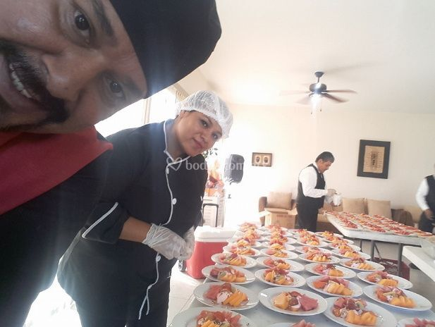 Banquetes La Laguna