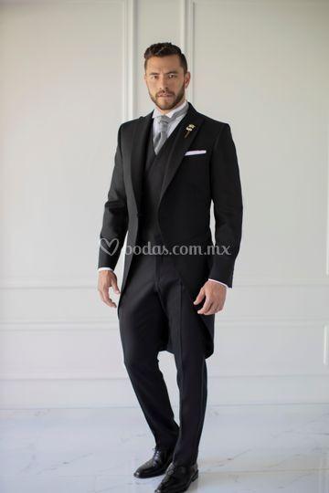 Jaquet negro