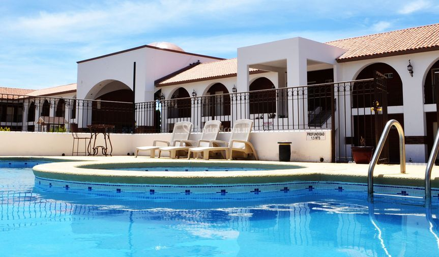 Hotel Plaza Agua Prieta