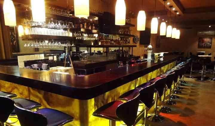 Paskolas lounge bar