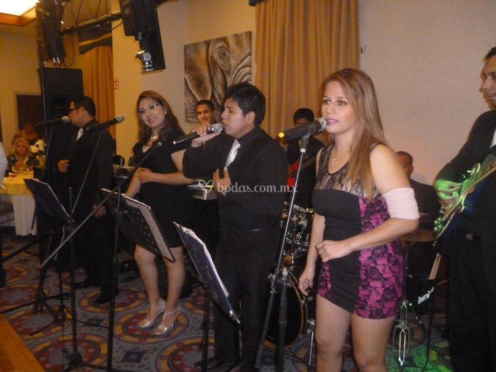 Grupo musical skándalo