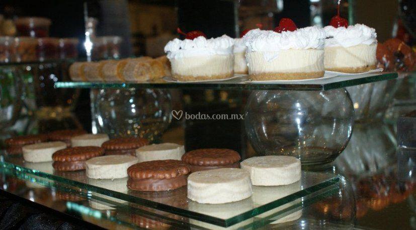 Mini pastelitos