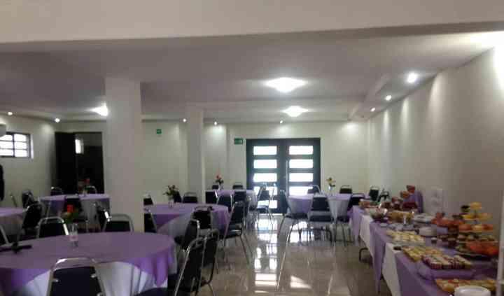 Salón El Nogal