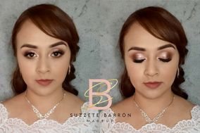 Suzzete Barrón Makeup