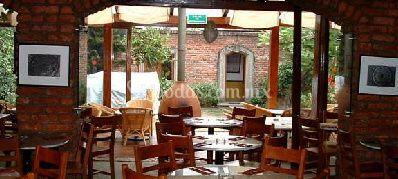 Restaurante La Alcantarilla