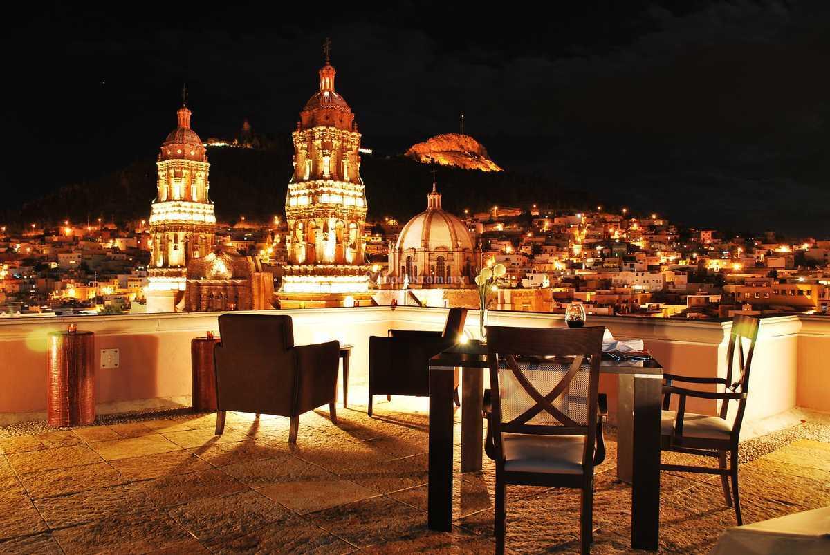 La Mejor Vista Panorámica De Santa Rita Hotel Fotos
