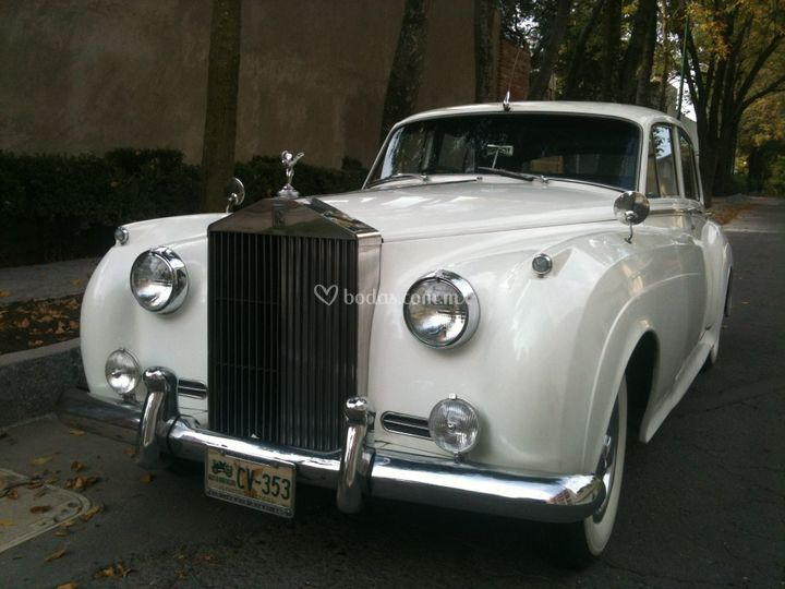 Rolls Royce Cloud 1960