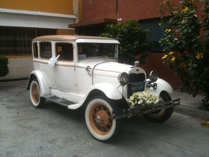 Rosita - Ford Serie A 1930