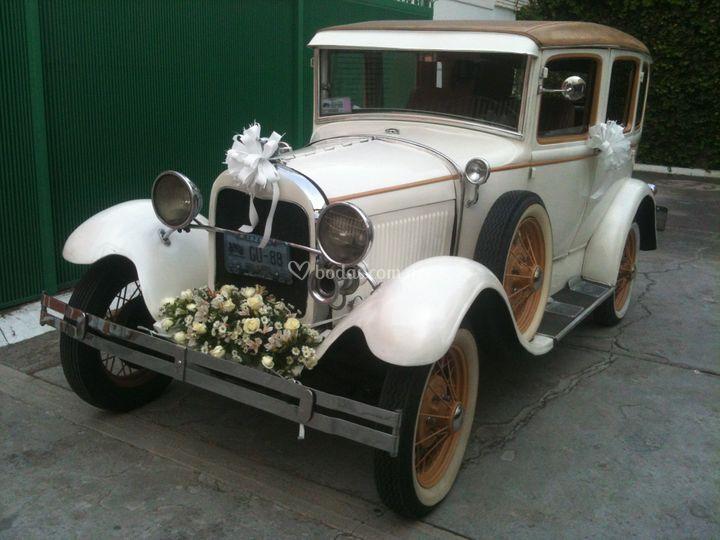 Adelita - Ford Serie A 1930