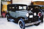 Negra/Gris - Ford Serie A 1930