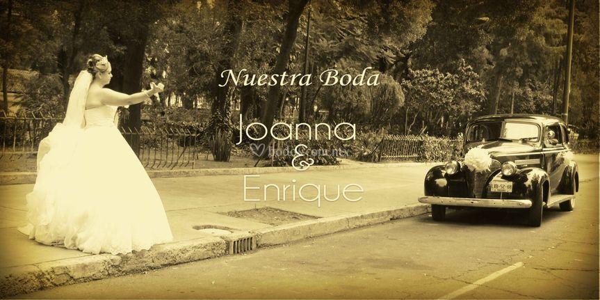 Johanna y enrique