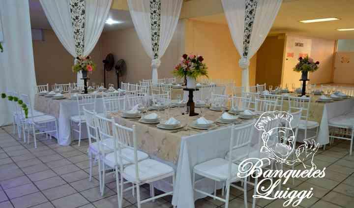 Banquetes Luiggi
