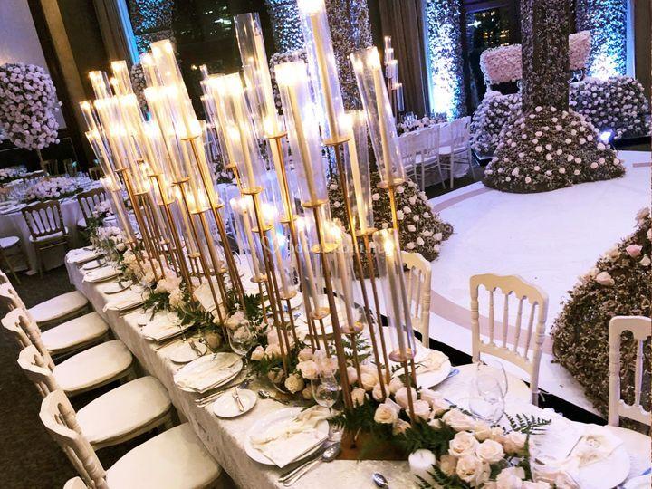Banquetes de lujo