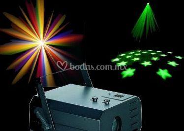 Iluminación audiorítmica