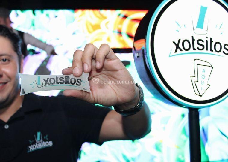 Xotsitos - Shots congelados