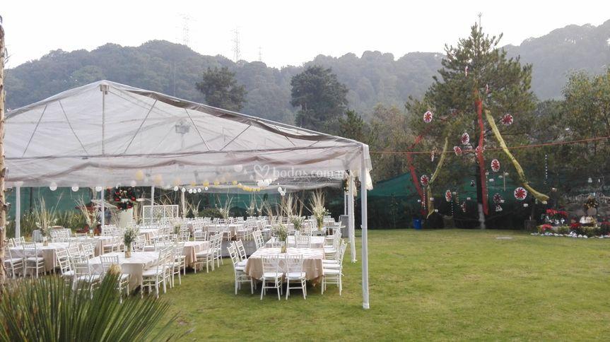 Jardín Vista del Bosque